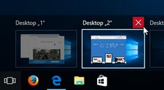Windows 10: Multiple, virtuelle Desktops richtig nutzen – so geht's