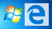 Microsoft Edge: Browser in Windows 7 und 8 installieren – so geht's