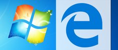 Microsoft Edge: Browser in Windows 7 und Windows 8 installieren – geht das?