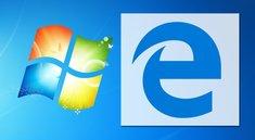 Microsoft Edge: Browser in Windows 7 und Windows 8 installieren – geht das?