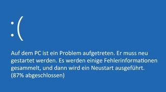Windows 10: Bluescreen-Absturz (Ursache & Lösung)