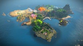 The Witness: Erscheint im Januar für PlayStation 4 und PC (Trailer)