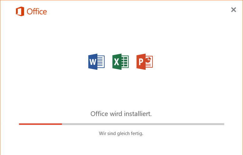 Office 2016 Nur Bestimmte Programme Installieren Wie Word Excel