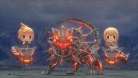 World of Final Fantasy: Brandneue Bilder zum Crossover-Titel aufgetaucht