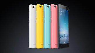 Xiaomi Mi 4c: Günstiges Topmodell offiziell vorgestellt