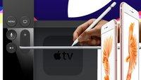 Apple Special Event: iPhone 6s, iPad Pro, Apple TV — Zusammenfassung (09.09.2015)