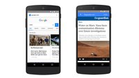 Google macht mit AMP das mobile Internet schneller