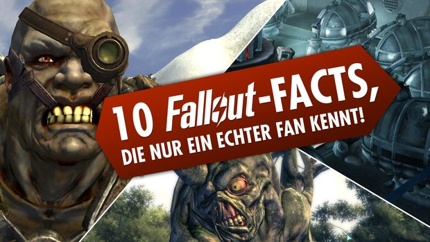 10 Fallout-Facts, die nur ein echter Fan kennt