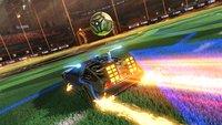 Rocket League: Hier ist der Zurück in die Zukunft-DLC!