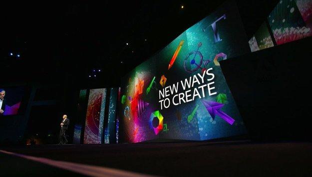Adobe MAX 2015: Neue mobile Apps und Updates für Desktop-Anwendungen
