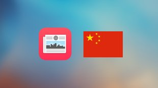 Apple schaltet News-App in China ab