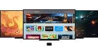 Erste Apple TVs erreichen ihre Besitzer während Apple den App Store aktiviert