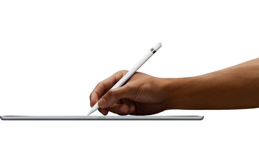 iPad Pro: Neuer Adapter für Pencil erlaubt Laden per Lightning-Kabel