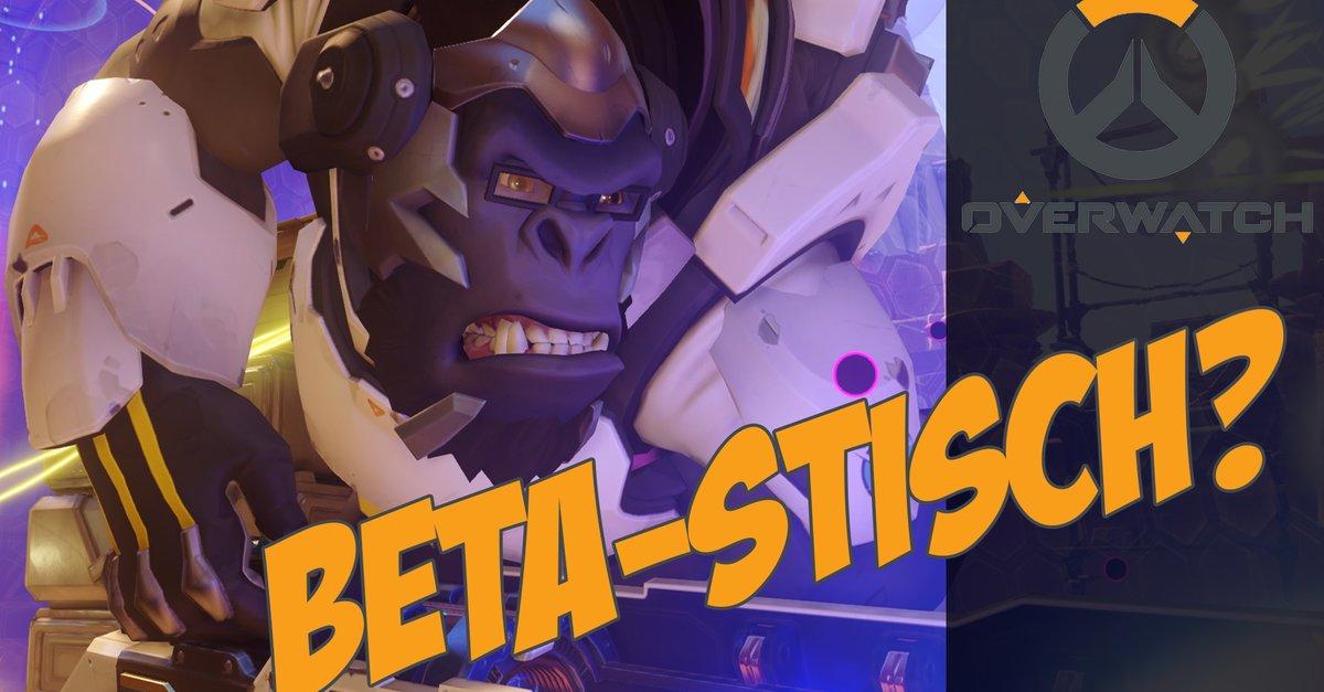 Overwatch Vorschau Ist Blizzards Game Mehr Als Ein Team