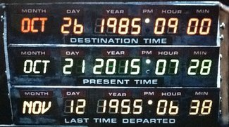 "Siri: ""Happy Back to the Future Day"""