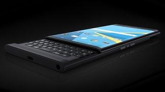 BlackBerry Priv: Android-Slider ab 16. November verfügbar – wird kein Schnäppchen