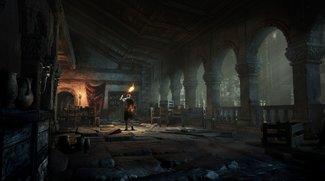 Dark Souls 3: Das neueste Gameplayvideo widmet sich dem Kriegsschrei