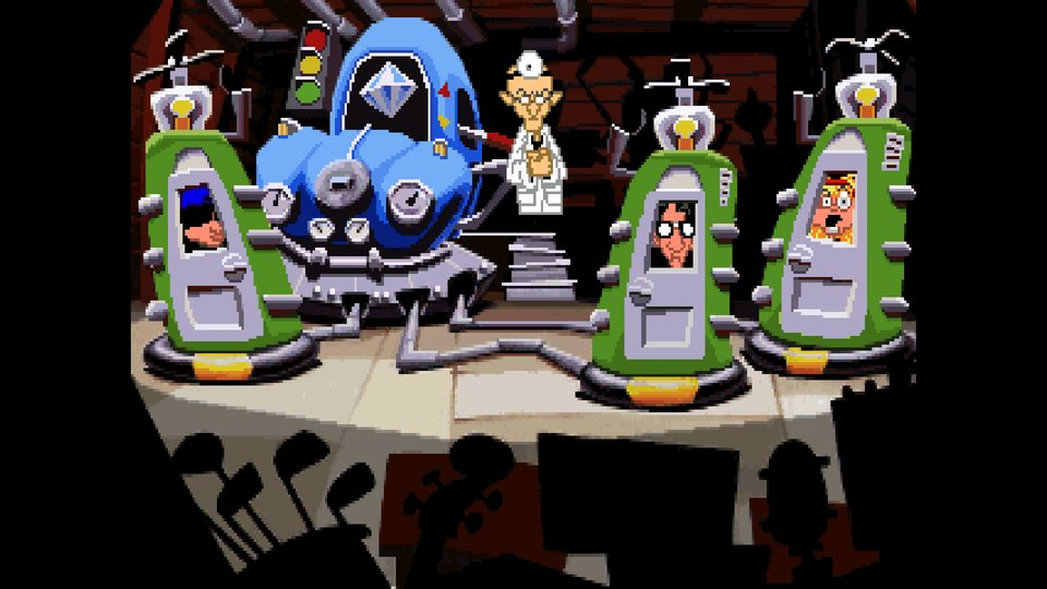 Day of the Tentacle Remastered 7