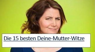 Deine-Mutter-Witze: Die besten Deine-Mutter-Sprüche