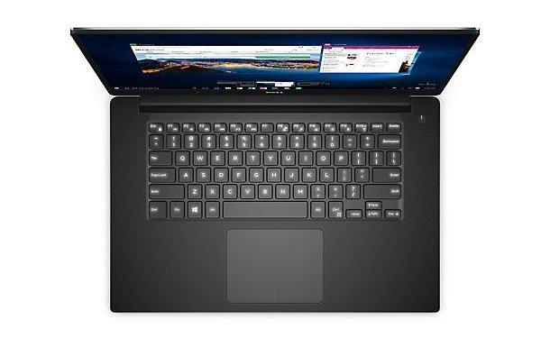 Dell XPS 15 (2015): Die Tastatur des Notebooks ist beleuchtet.