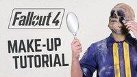 Fallout 4 in your face: Wir zeigen dir, wie du dich zu Halloween als Ghul schminkst!