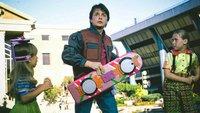 Zurück in die Zukunft: Hoverboard-Werbespot feiert den 21. Oktober 2015