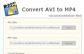 Free AVI to MP4 Converter