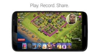Google Play Games: Aufnahme-Funktion für Let's-Play-Videos von Android-Spielen angekündigt