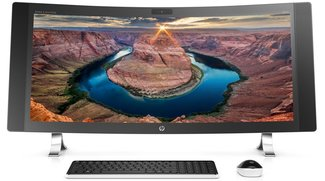 HP Envy All-in-One und Curved All-in-One PCs vorgestellt