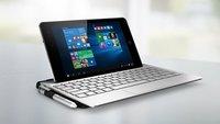 HP Envy Note 8 – Release, Hardware-Daten und Preis