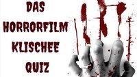 Horrorfilm Klischee-Quiz: Würdest DU einen Horrorfilm überleben?