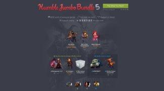 Humble Jumbo Bundle 5: Divinity, Blackguards und mehr warten auf euch!