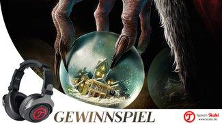 Halloween-Gewinnspiel zu KRAMPUS: Gewinnt Kopfhörer-Neuheit von Teufel & vieles mehr
