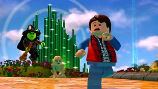 Feier den Back to the Future Day mit LEGO Dimensions!