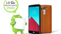 LG G4: Android 6.0 Marshmallow-Firmware steht als Download bereit