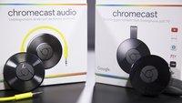 Chromecast 2015 und Chromecast Audio im Test