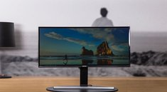 Samsung S34E790C: 34 Zoll Curved Monitor mit breitem Panoramadisplay