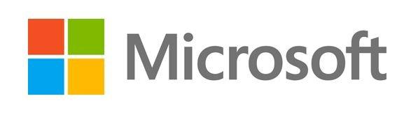 Microsoft Banner Logo