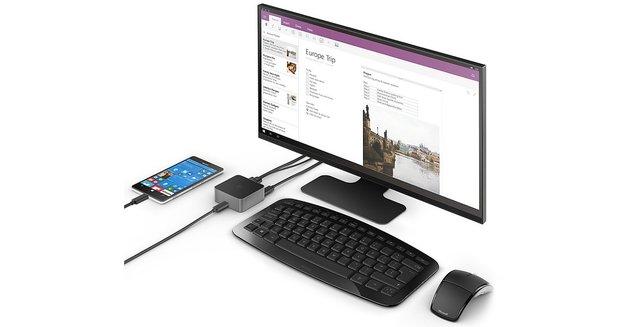 Lumia 950 XL kaufen & Display Dock für Windows Continuum kostenlos erhalten