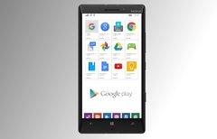 Google will eigene Apps auch...