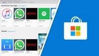 Top 10: Die beliebtesten Gratis-Apps für Windows 10