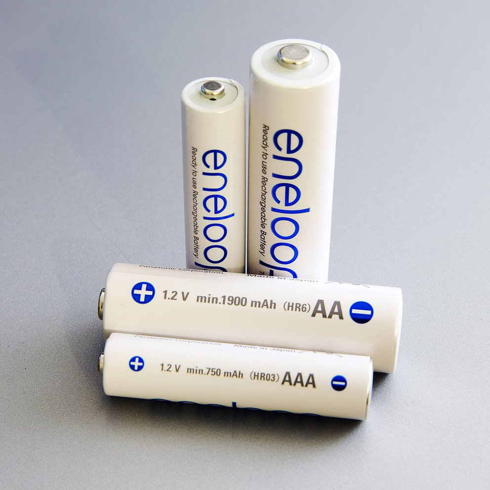 Nickel-Metallhydrid-Akkumulator