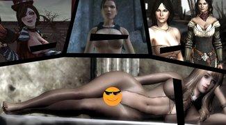 Die 20 heißesten Nude-Patches: Vorsicht - SEXY! (NSFW)
