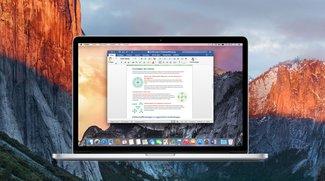 Microsoft aktualisiert Office für Mac 2011 und 2016