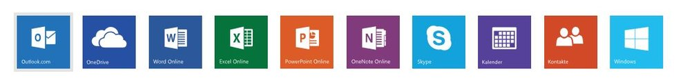 Outlook Apps Banner