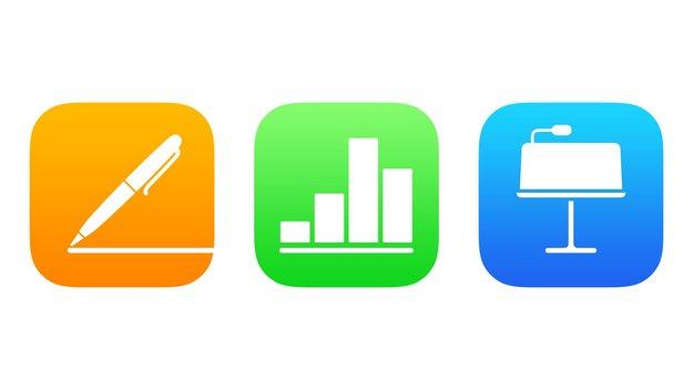 Pages, Numbers und Keynote lernen iOS-9-Multitasking und 3D Touch (Update)