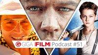 Hitler gegen den Marsianer und unsere liebsten Drogen: GIGA FILM Podcast #51