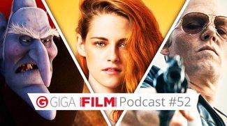 Hotel Transsilvanien 2, Black Mass & Marvel's Jessica Jones: GIGA FILM Podcast #52