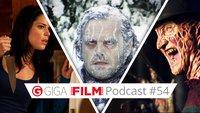 Halloween, Horrorfilme & unsere größten Ängste: GIGA FILM Podcast #54