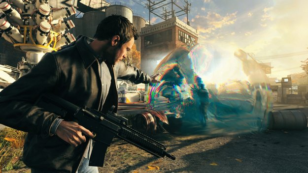 Quantum Break ist gar kein Schlauch-Shooter!